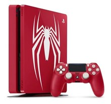 کنسول بازی باندل LIMITED EDITION MARVEL SPIDER-MAN PS4 SLIM