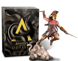 نسخه کالکتور ادیشن      Assassins Creed Odyssey Medusa Edition