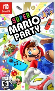 بازی Super Mario Party برای   Nintendo Switch