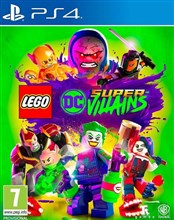 بازی LEGO DC Super Villains  برای PS4