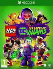 بازی LEGO DC Super Villains  برای XBOX ONE