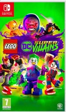 بازی LEGO DC Super Villains  برای Nintendo Switch
