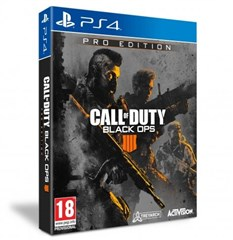 نسخه Pro Edition  بازی Call of Duty Black Ops 4 برای PS4