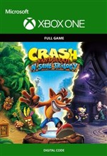 کد دانلود بازی Crash Bandicoot N Sane Trilogy برای XONE