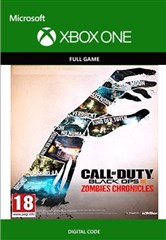 کد دانلود بازی Call of Duty Black Ops 3 Zombies Chronicles Edition برای XONE