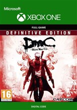 کد دانلود بازی DmC Devil May Cry  Definitive Edition برای XONE