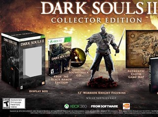 نسخه کالکتور  Dark Souls II: Collector's Edition