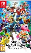 بازی Super Smash Bros Ultimate برای Nintendo Switch