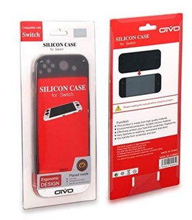 محافظ سیلیکون  Nintendo Switch Silicon Case OTVO