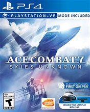 بازی Ace Combat 7 Skies Unknown برای PS4 PS VR