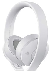 هدست گلد وایرلس سفید Gold Ps4 Wls Headset White - PlayStation 4