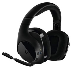 هدست مخصوص بازی Logitech G533 Wireless Gaming– DTS Surround