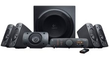 اسپیکر حرفه ای   Logitech Z906 Surround Sound Speaker Dolby Digital DTS