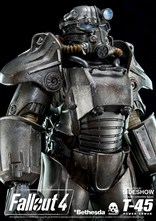 اکشن فیگور T-45 Sixth Scale Figure  Fallout 4 by Threezero