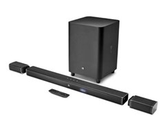 ساندبار JBL Bar 5/1 Channel 4K Ultra HD Soundbar True Wireless