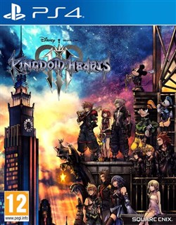 بازی  Kingdom Hearts 3 برای PS4