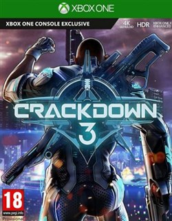 بازی انحصاری Crackdown 3 - Standard Edition برای XBOX ONE