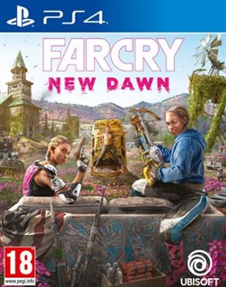 بازی Far Cry New Dawn برای PS4