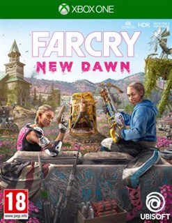 بازی Far Cry New Dawn برای XBOX ONE