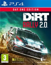 نسخه DAY ONE EDITION بازی Dirt Rally 2 برای PS4