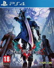 بازی Devil May Cry 5 برای PS4