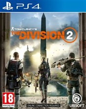 ریجن آل بازی  Tom Clancys The Division 2  برای PS4
