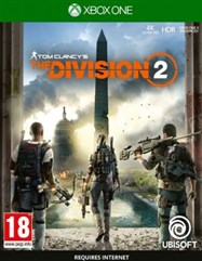 بازی Tom Clancys The Division 2 برای XBOX ONE