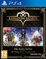 مجموعه بازی Kingdom Hearts The Story So Far برای PS4