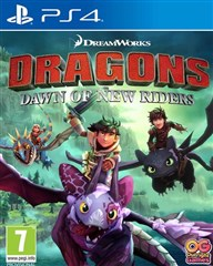 بازی DreamWorks Dragons Dawn of New Riders برای PS4