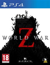 بازی World War Z  برای PS4