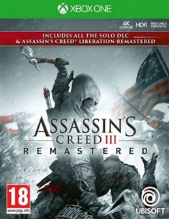 نسخه  Remastered   بازی Assassins Creed III بری XBOX ONE