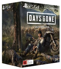 نسخه کالکتور Days Gone Collectors Edition