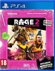 بازی THE RAGE 2 DELUXE EDITION برای PS4