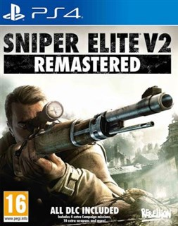 بازی Sniper Elite V2 Remastered برای PS4
