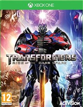 بازی Transformers Rise of the Dark Spark برای XBOX ONE