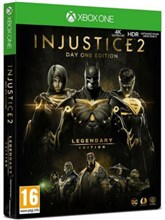نسخه Legendary Day One Edition بازی Injustice 2 برای XBOX ONE