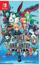 بازی  World of Final Fantasy Maxima برای NINTENDO SWITCH