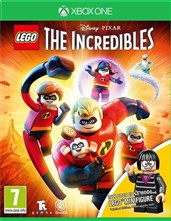 بازی LEGO The Incredibles برای XBOX ONE