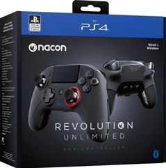 دسته بازی حرفه ای  PS4  Sony Nacon Revolution Unlimited Pro Controller