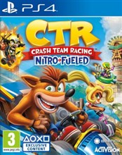 بازی Crash Team Racing  Nitro Fueled برای PS4