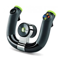فرمان بی سیم  XBOX 360 Speed Steering Wheel