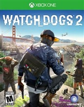 بازی  XBOX ONE watch dogs 2