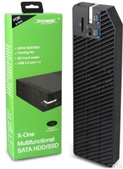 پک کاربردی کنسول فت XboxOne Fat Multifunctional SATA Cooling USB Reader