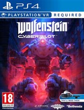 بازی Wolfenstein Cyberpilot PlayStation VR برای PS4