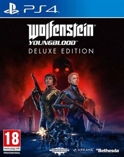 نسخه Deluxe Edition بازی Wolfenstein Youngblood  برای PS4