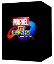نسخه کالکتور ادیشن Marvel Vs  Capcom  Infinite Collector