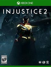 بازی  XBOX ONE  Injustice 2