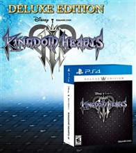 ریجن آل نسخه ادیشن Kingdom Hearts III   PS4 Deluxe
