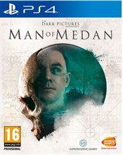 بازی The Dark Pictures Man of Medan  برای PS4