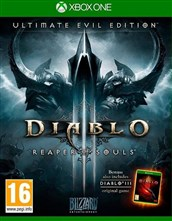 کارکرده بازی  XBOX ONE Diablo III  Reaper of Souls  Ultimate Evil Edition
